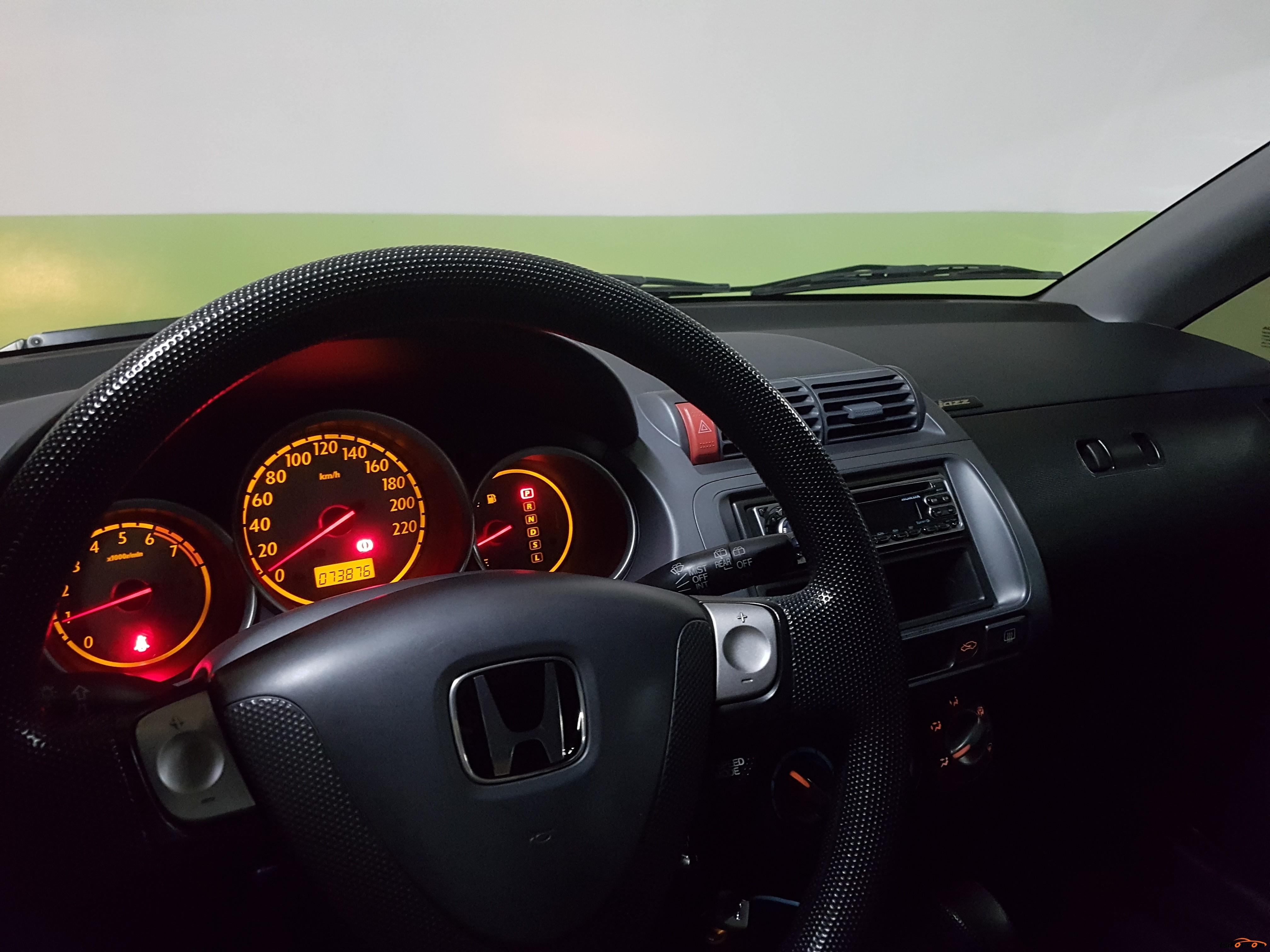 Honda Jazz 2006 - 3