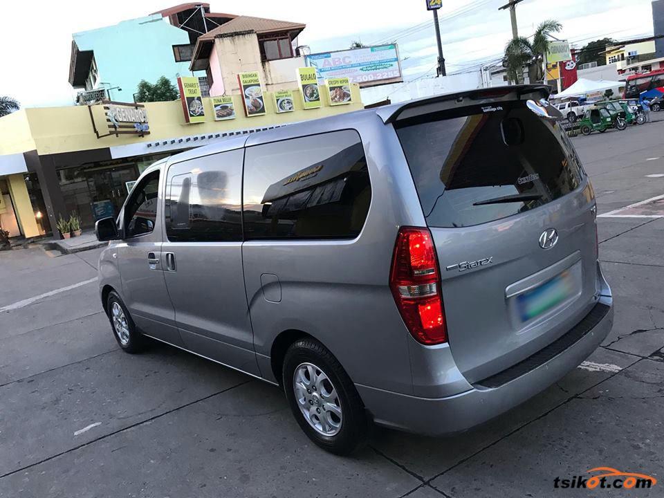 Hyundai Starex 2012 - 7