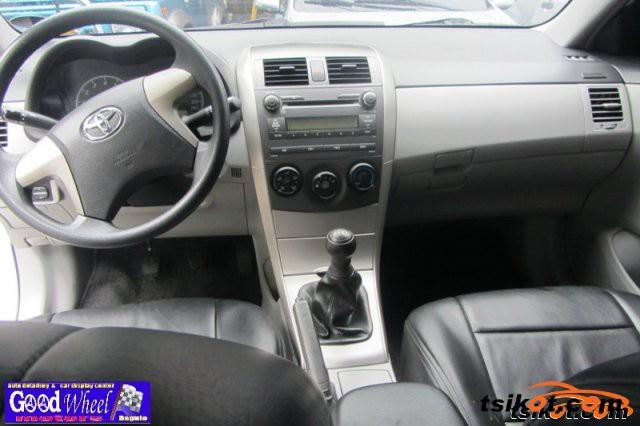 Toyota Corolla 2008 - 5