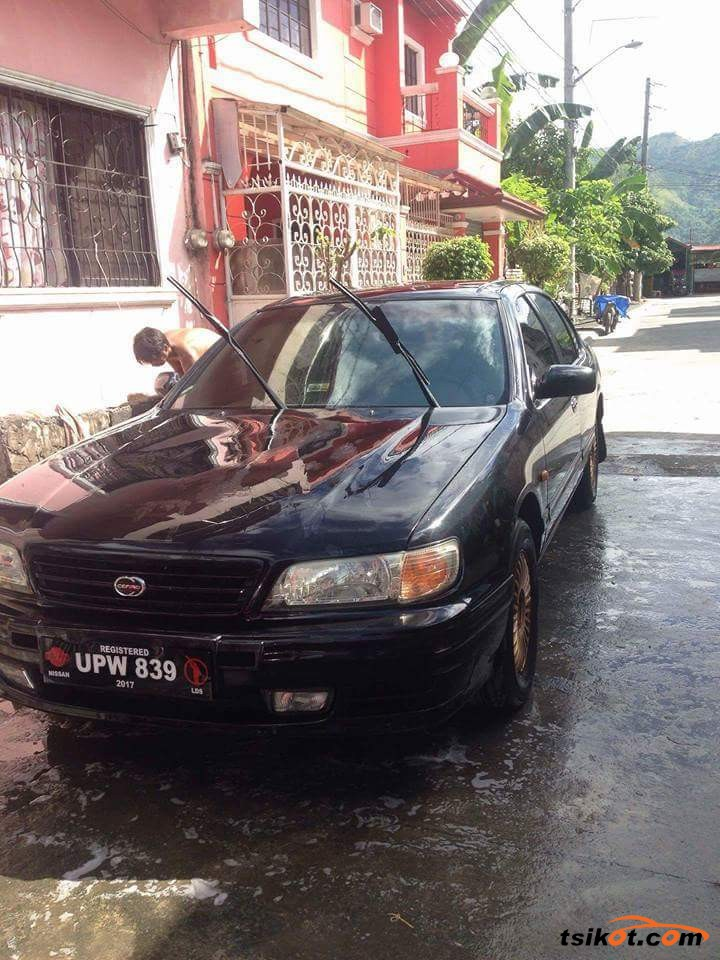 Nissan Cefiro 1997 - 3