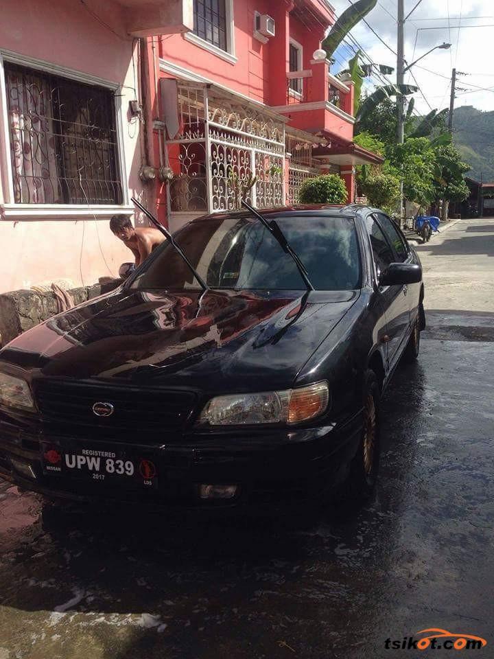 Nissan Cefiro 1997 - 6