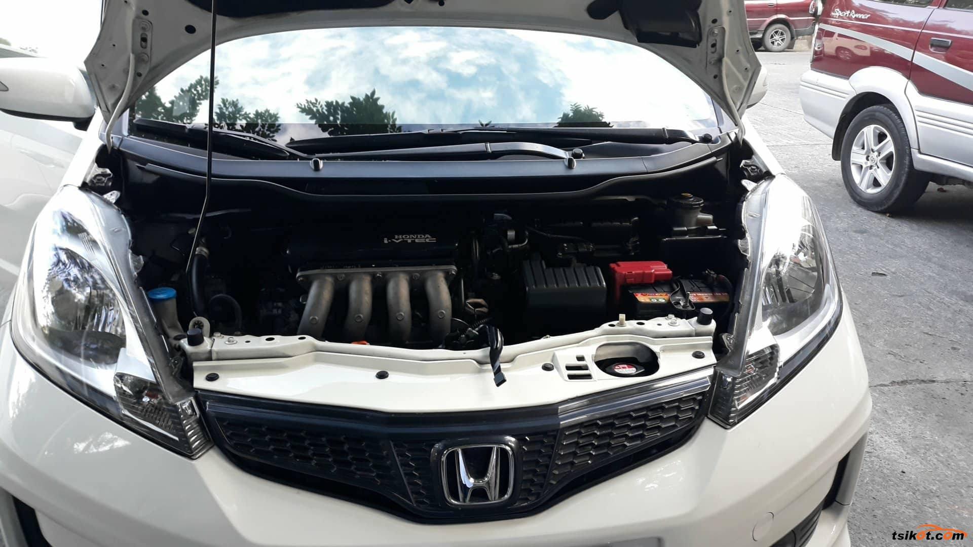 Honda Jazz 2012 - 7