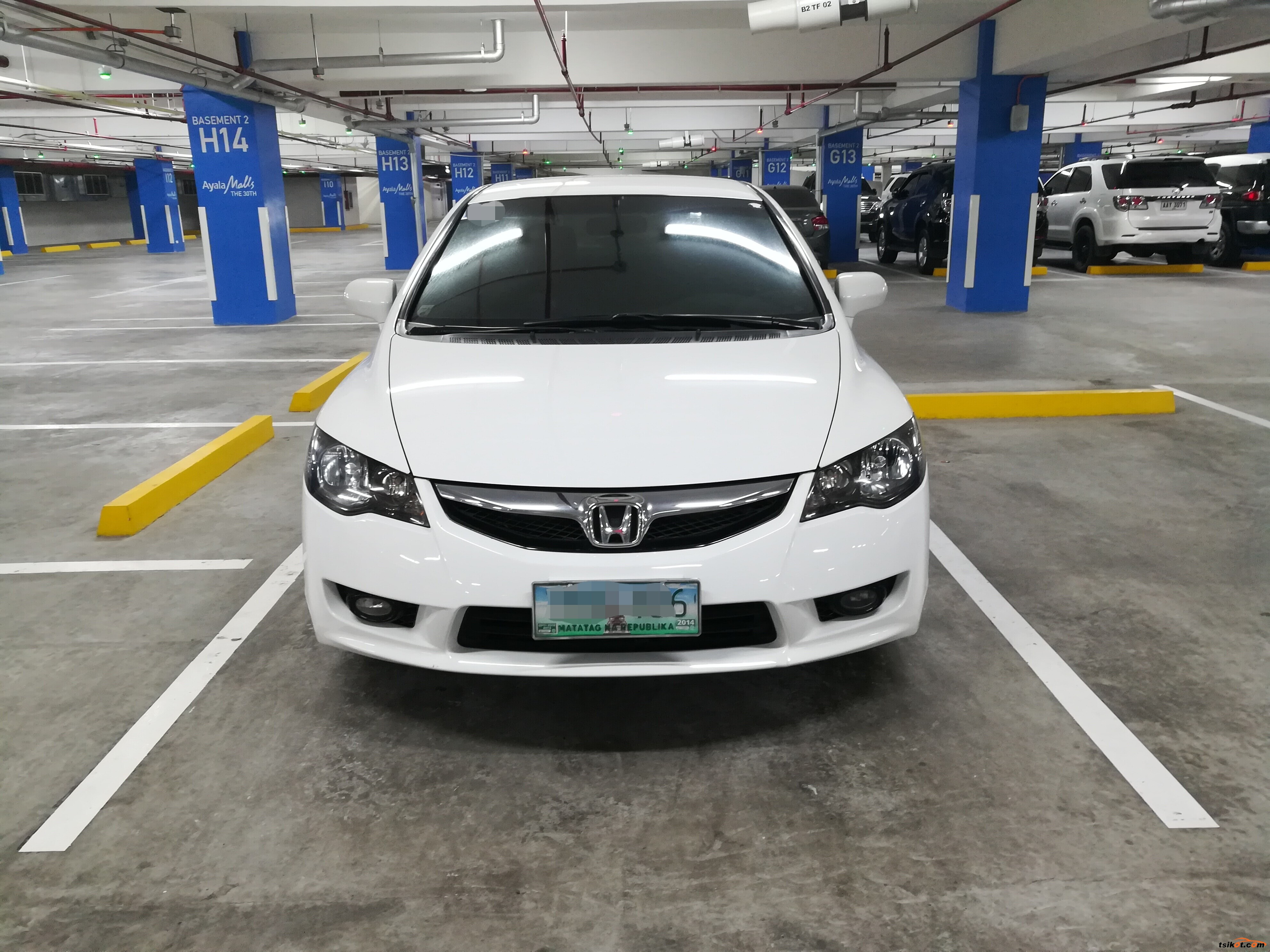 Honda Civic 2011 - 2