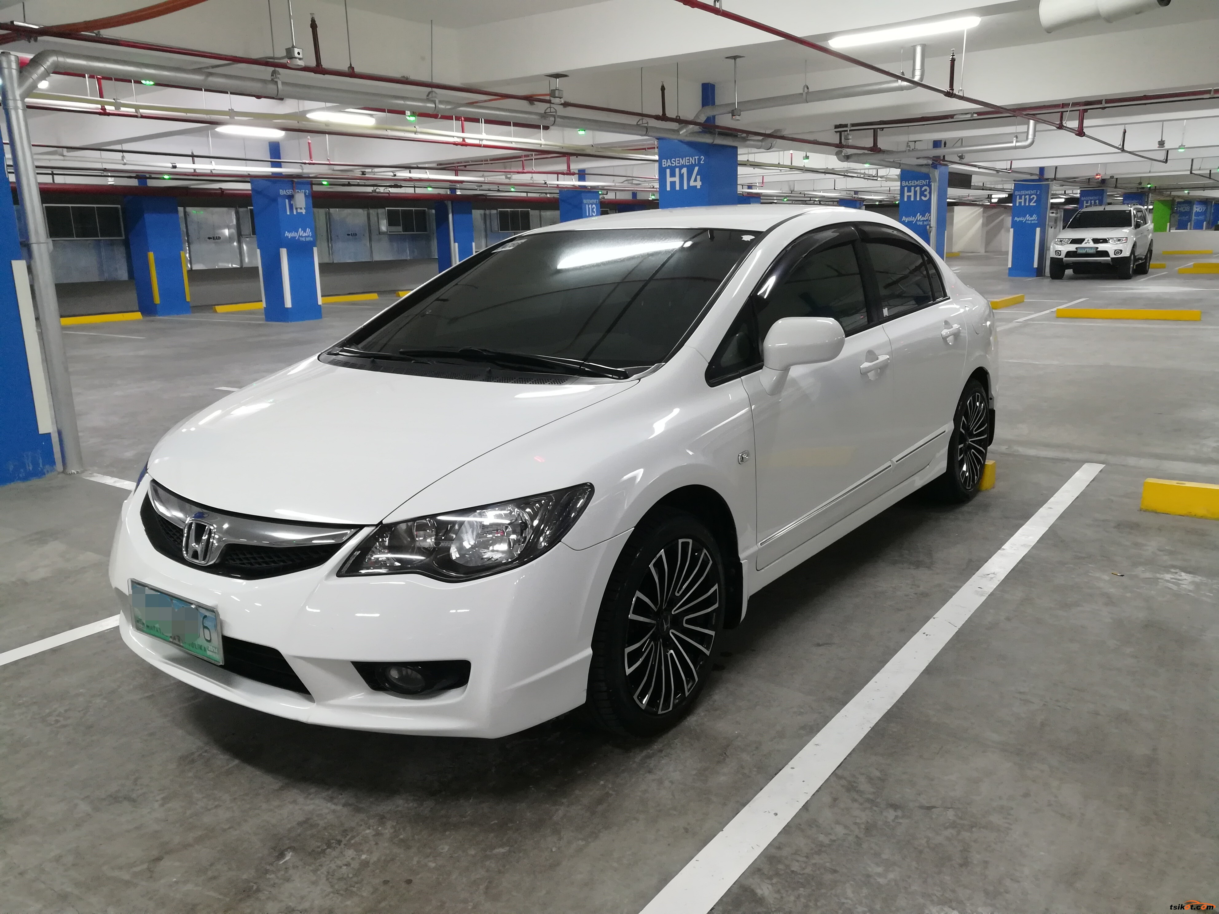 Honda Civic 2011 - 3