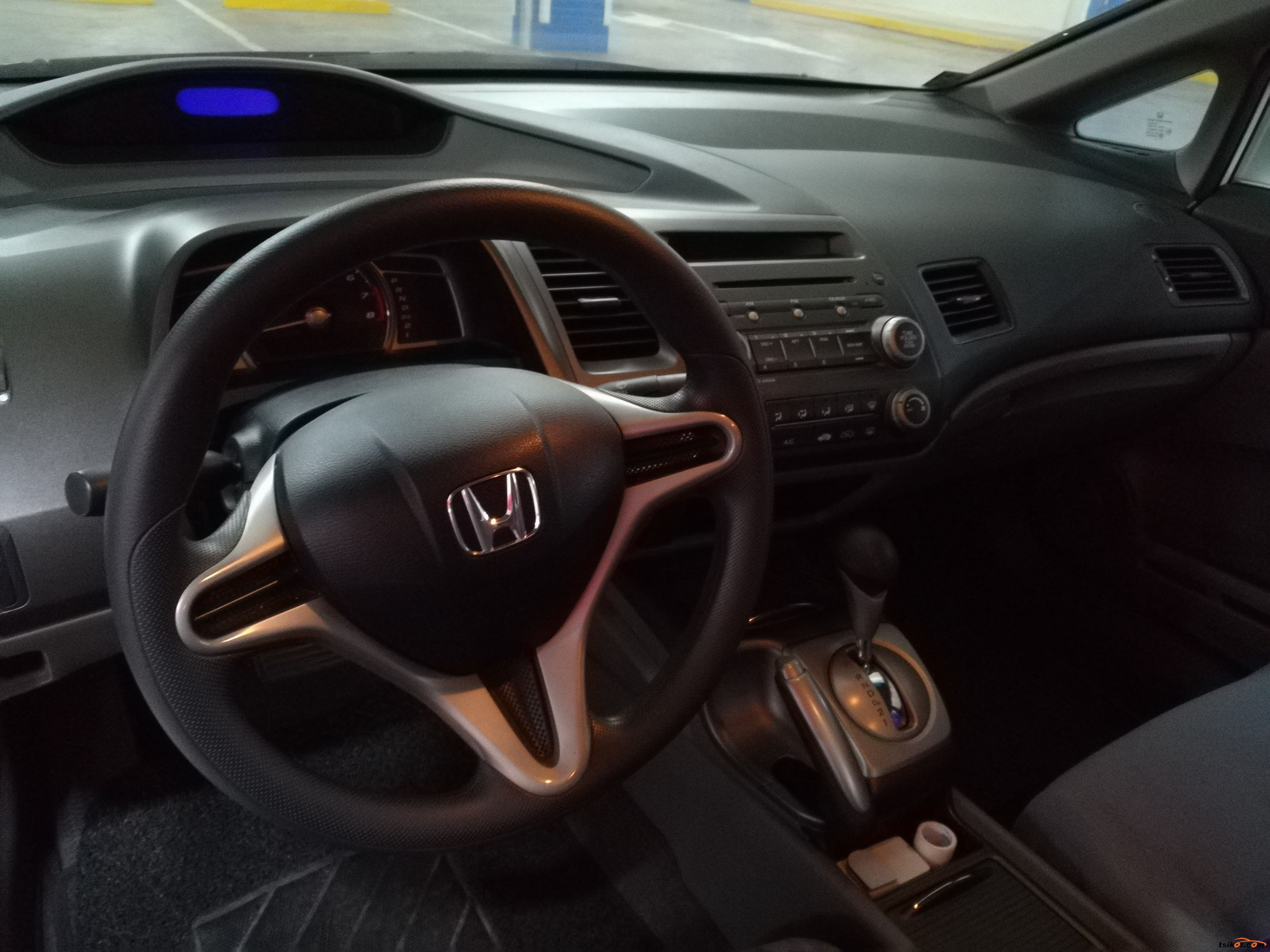Honda Civic 2011 - 8