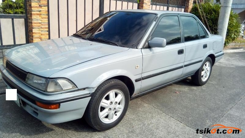 Toyota Corolla 1991 - 2