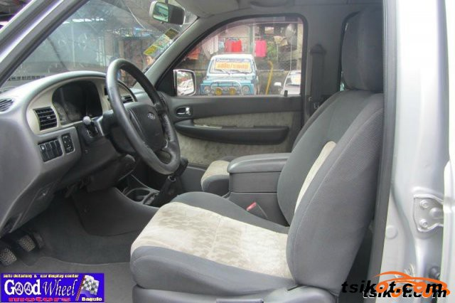 Ford Everest 2007 - 4
