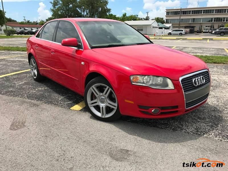 Audi A4 2007 - 2