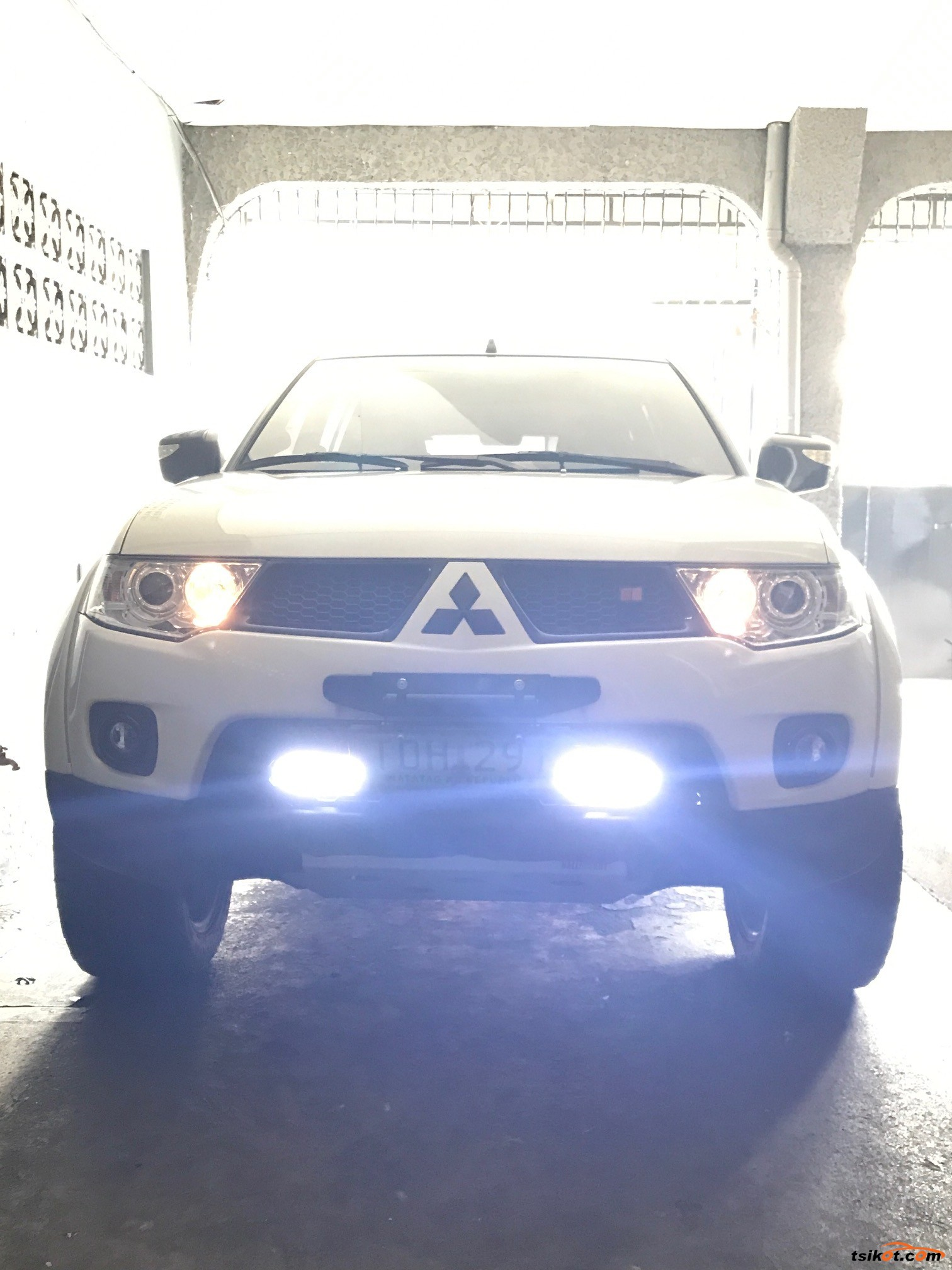 Mitsubishi Montero 2012 - 2