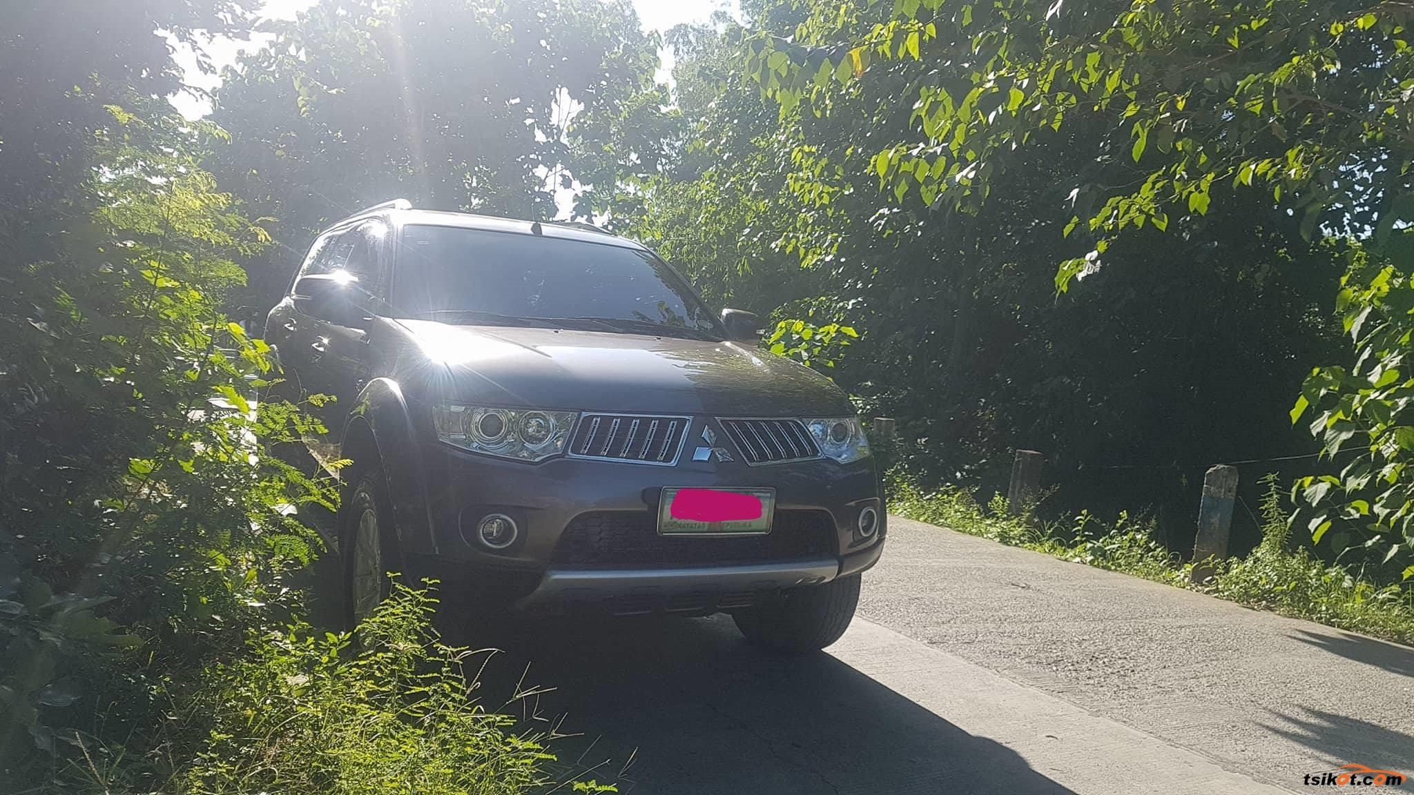 Mitsubishi Montero 2013 - 1