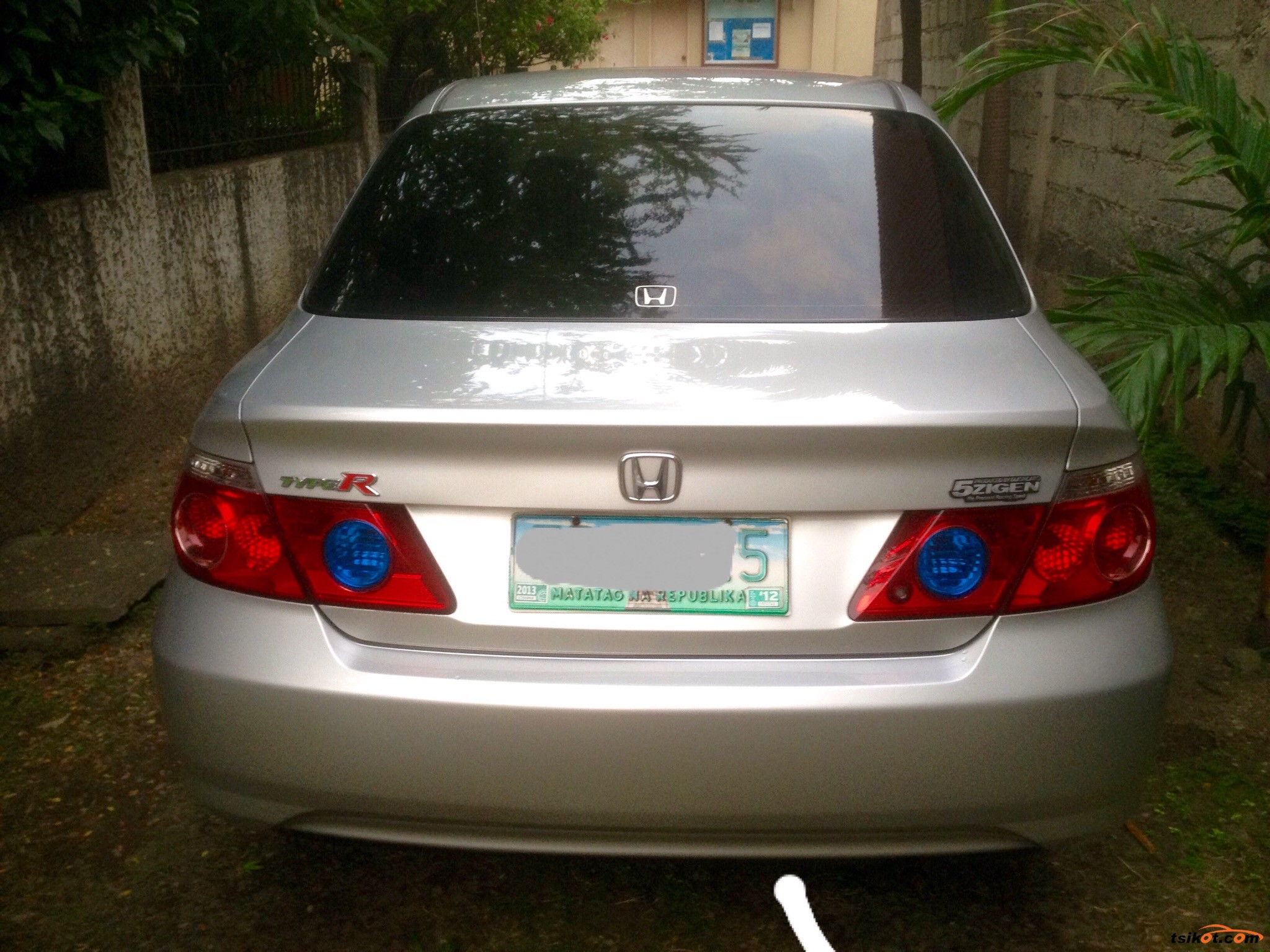 Honda City 2006 - 9