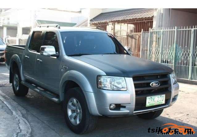 Ford Ranger 2008 - 4