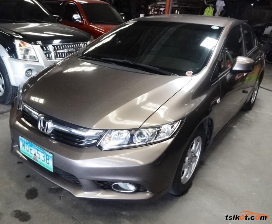 honda civic 2013 car for sale metro manila philippines. Black Bedroom Furniture Sets. Home Design Ideas