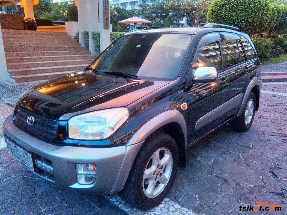 Toyota Rav4 2001 - 4