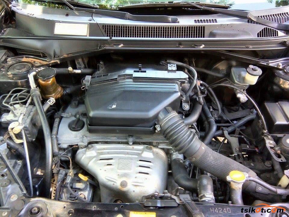 Toyota Rav4 2001 - 7