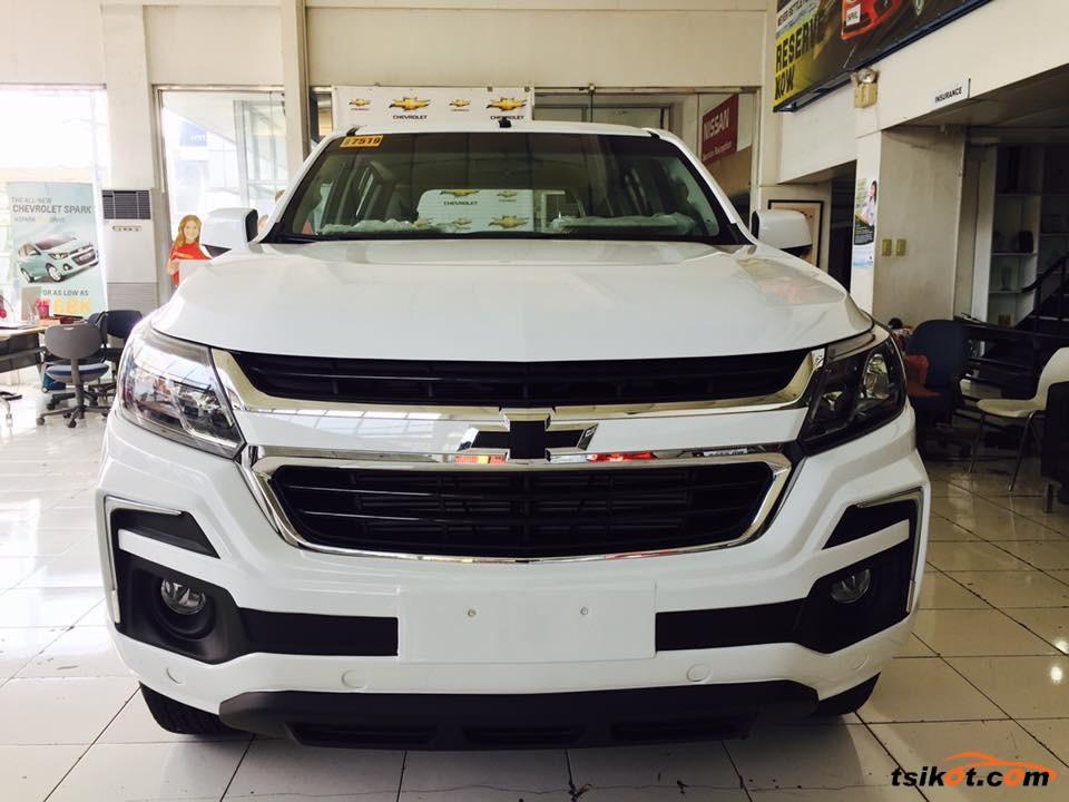 Chevrolet Trailblazer 2017 - Car for Sale Metro Manila