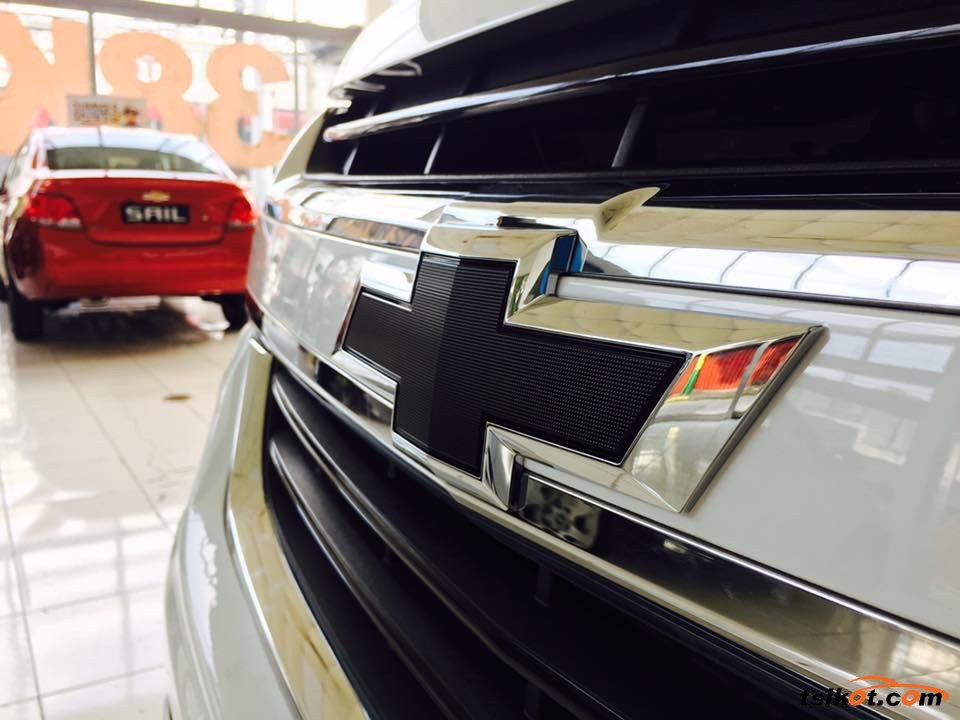 Chevrolet Trailblazer 2017 - 5