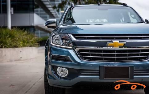 Chevrolet Trailblazer 2017 - 7