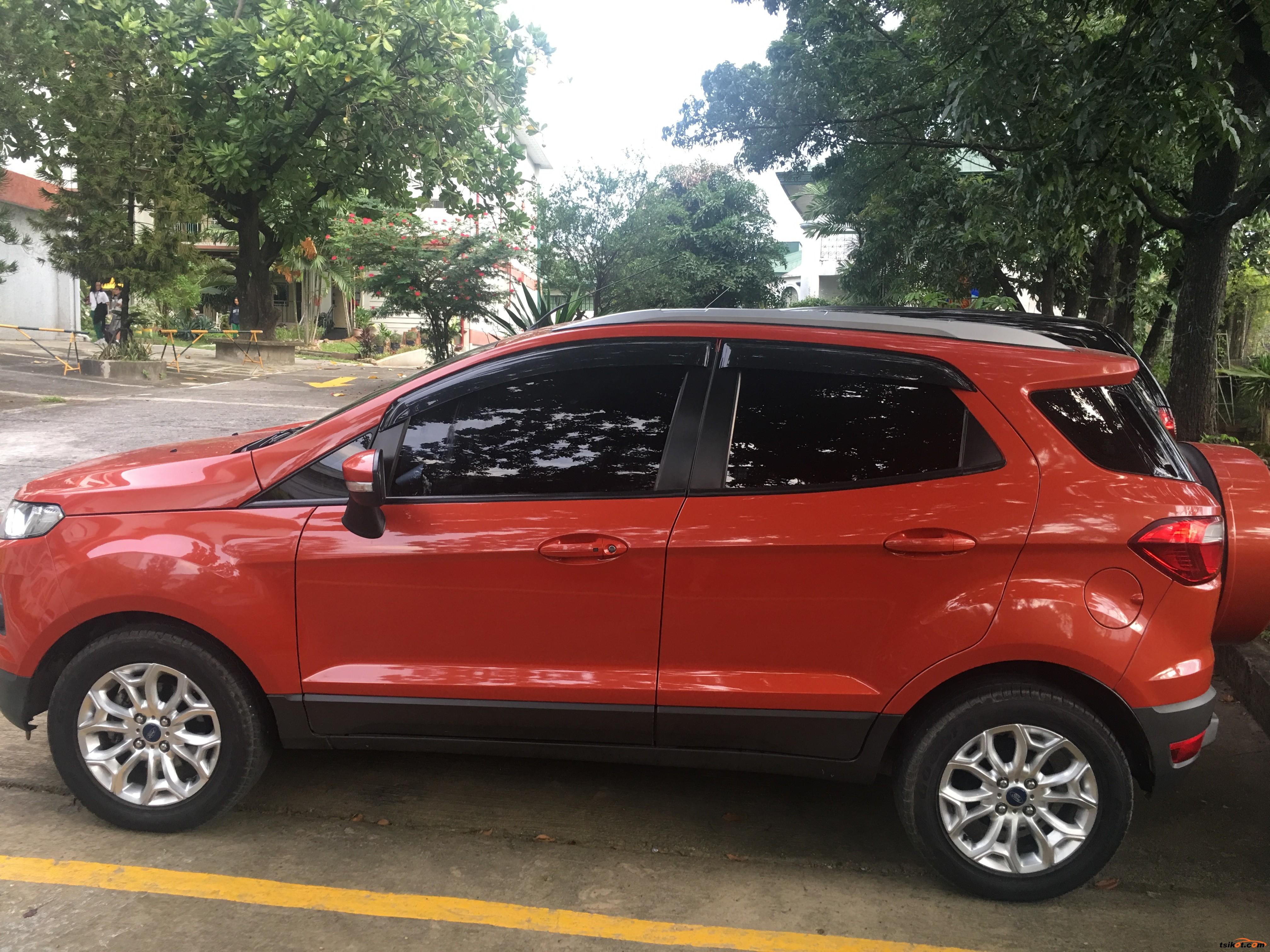 Ford Ecosport 2015 - 4