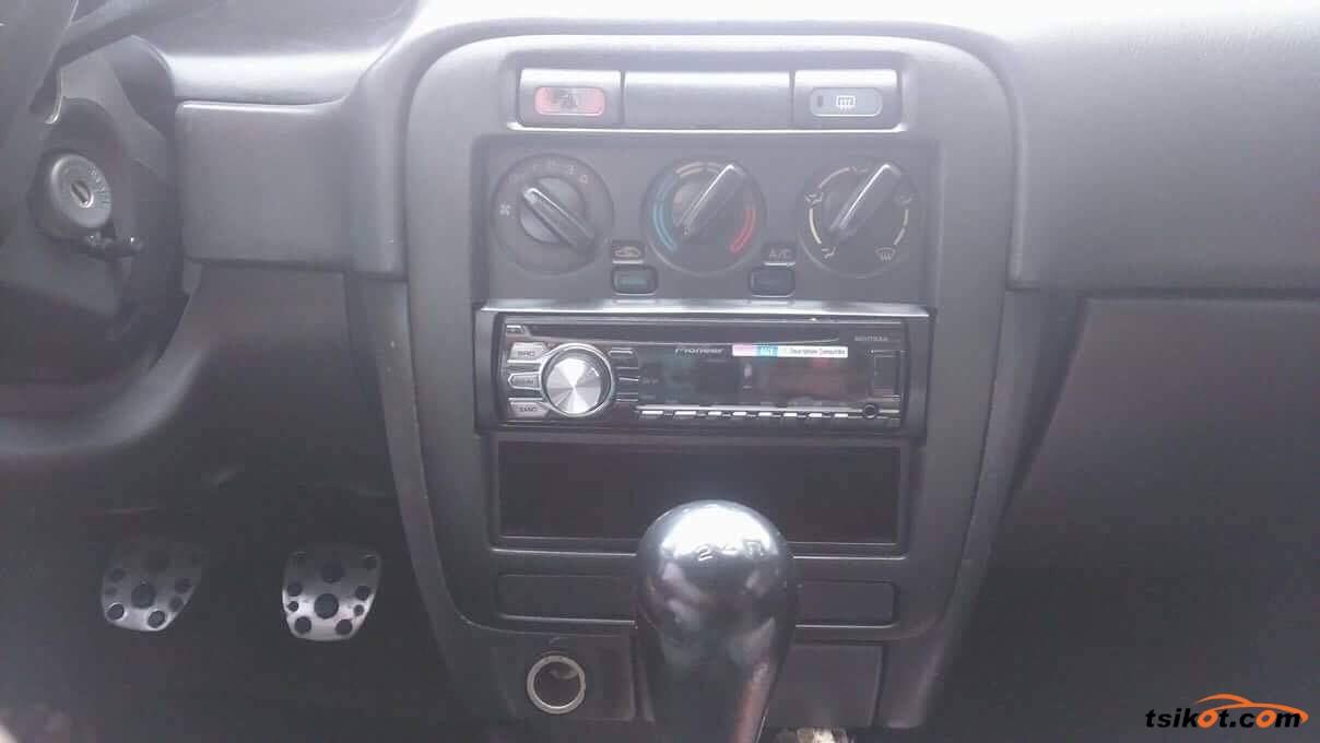 Nissan Sentra 1998 - 7