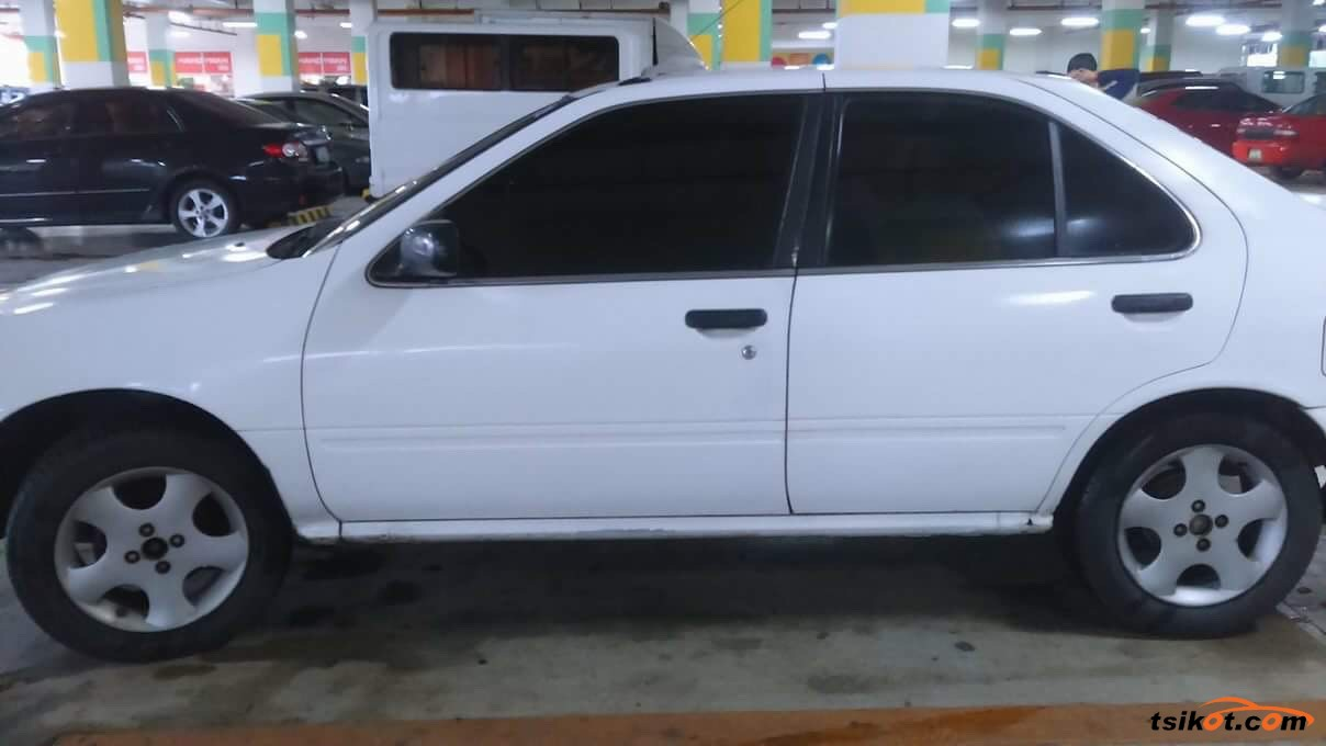 Nissan Sentra 1998 - Car for Sale Calabarzon