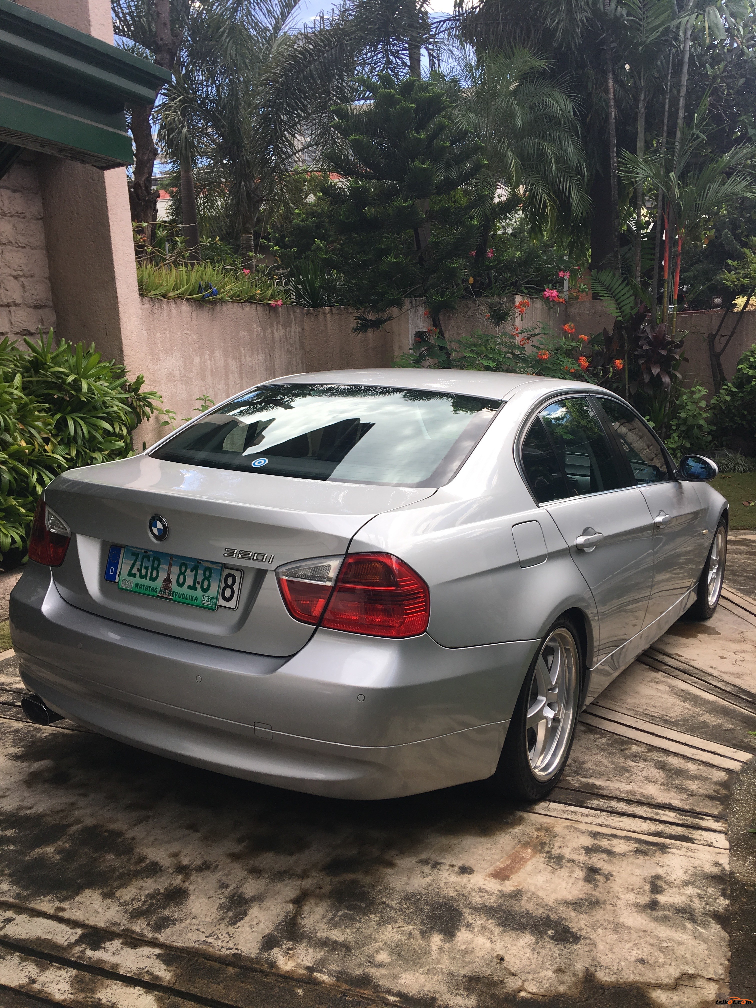 bmw 320i 2006 car for sale metro manila. Black Bedroom Furniture Sets. Home Design Ideas