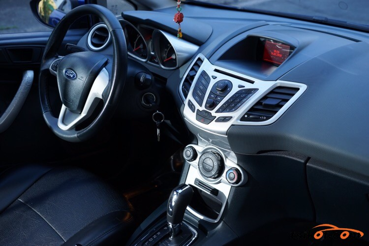 Ford Fiesta 2012 - 2