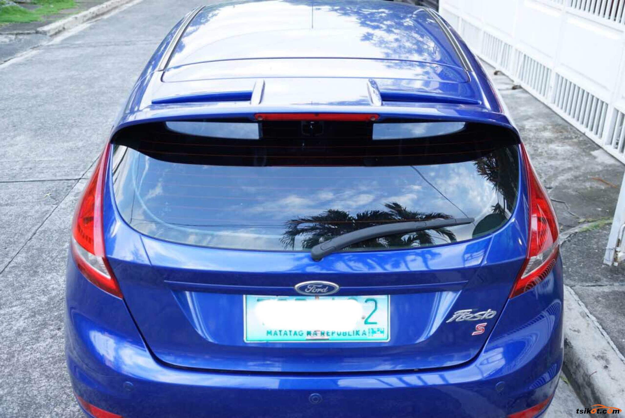 Ford Fiesta 2012 - 9