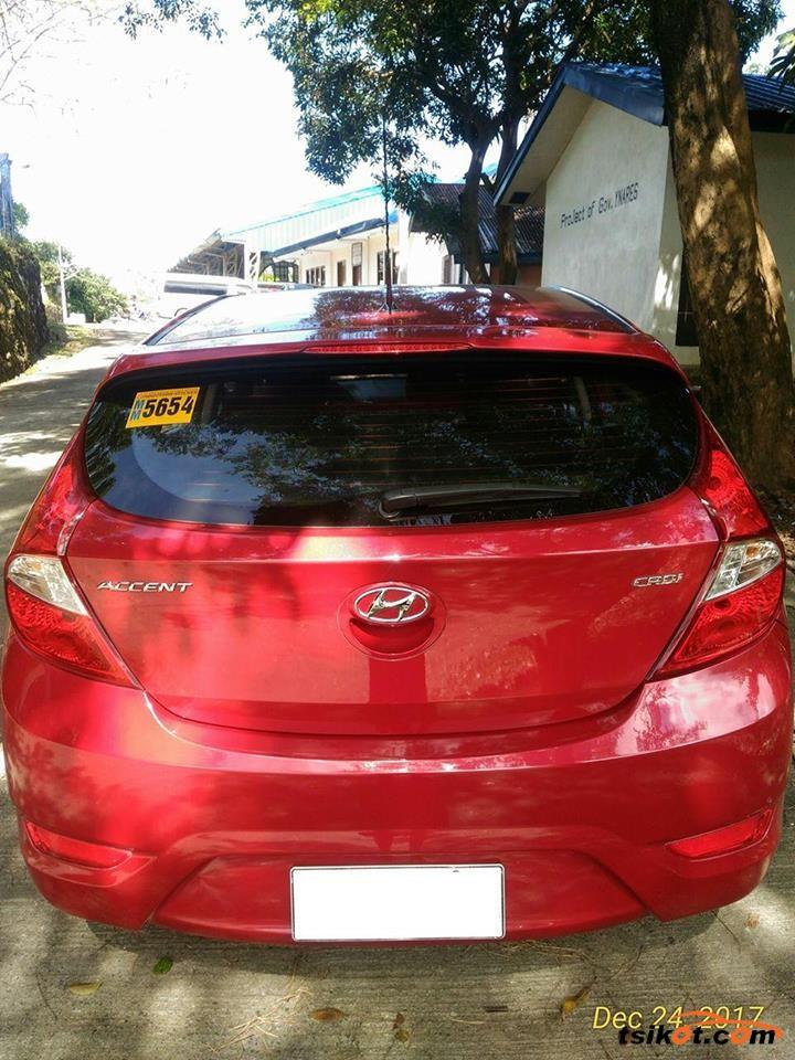 Hyundai Accent 2015 - 6