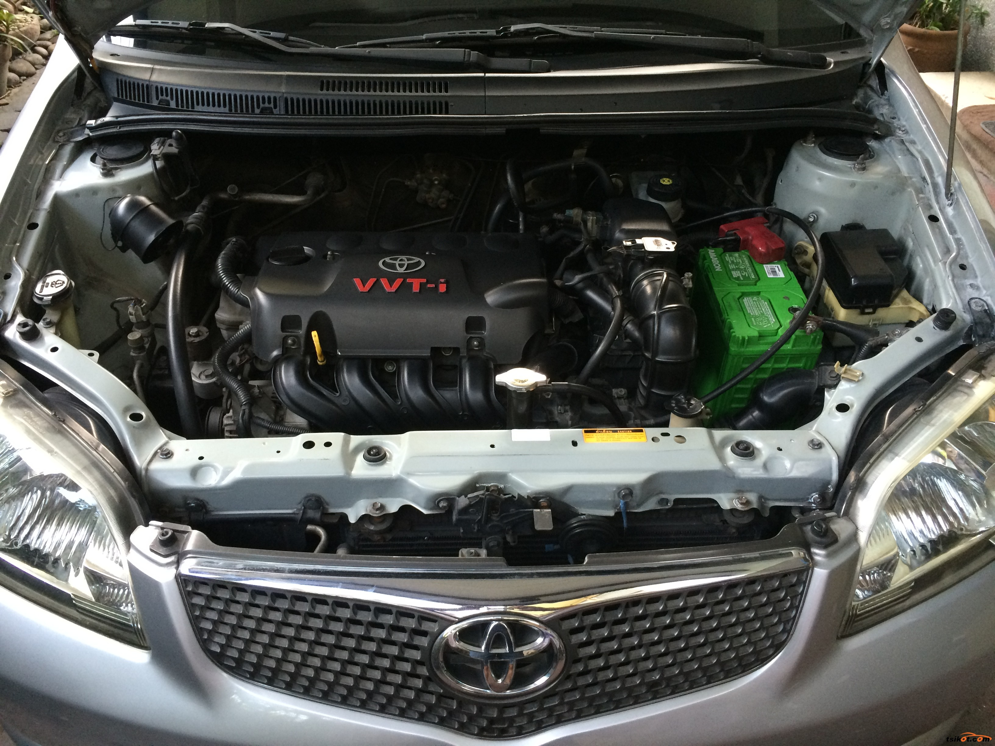 Toyota Ipsum 2006 - 3