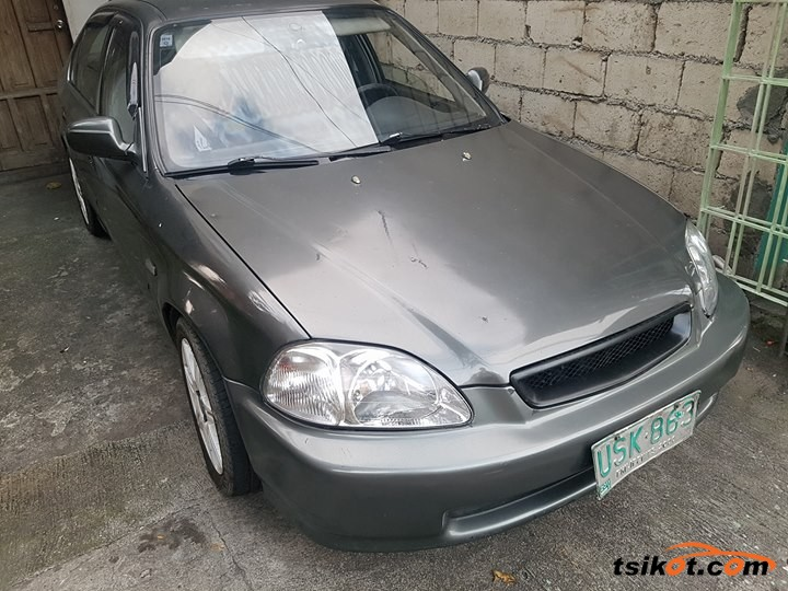 Honda Civic 1997 - 1