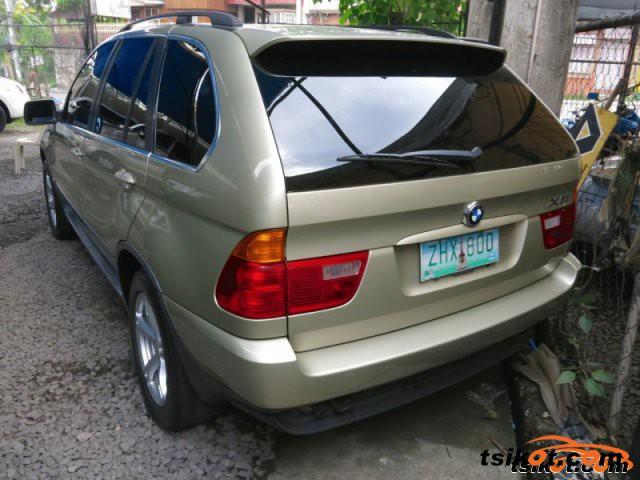 Bmw X5 2000 - 2