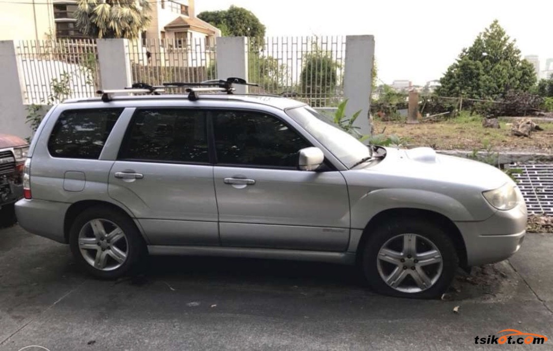 subaru forester 2007 car for sale metro manila. Black Bedroom Furniture Sets. Home Design Ideas
