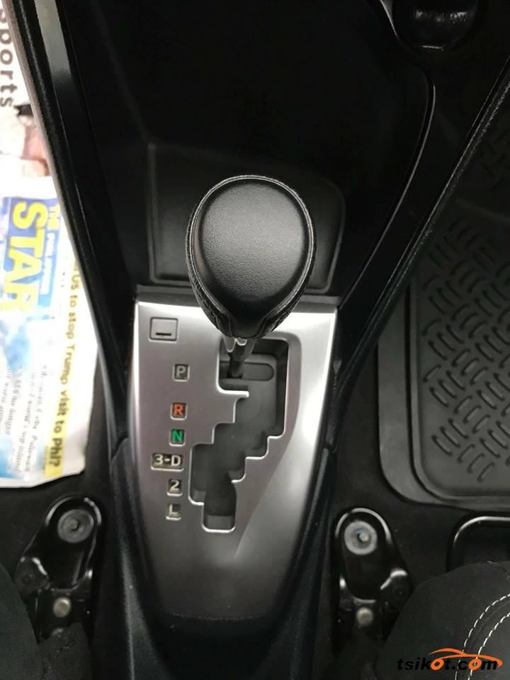 Toyota Vios 2015 - 8