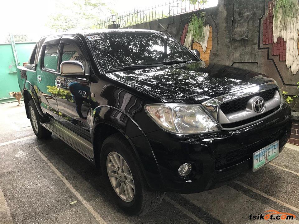 Toyota Hilux 2011 - 9