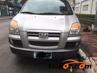 Hyundai Starex 2005 - 8