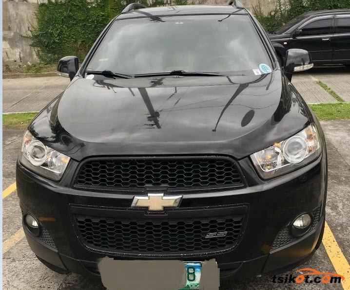 Chevrolet Captiva 2012 - 2