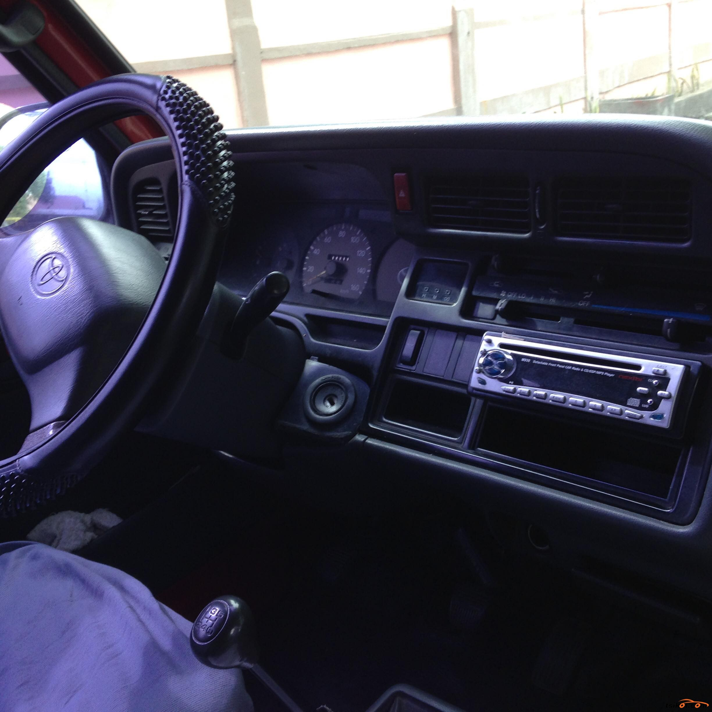 Toyota Hi-Ace 2000 - 6