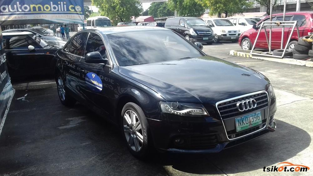 Audi A4 2009 - 3