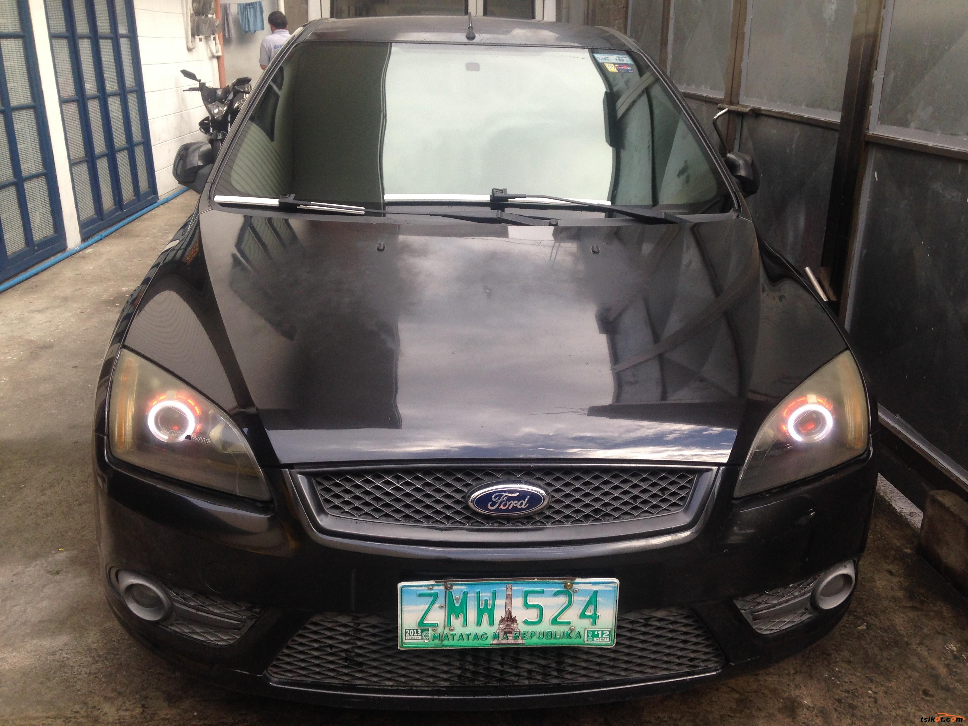 Ford Focus 2007 - 9
