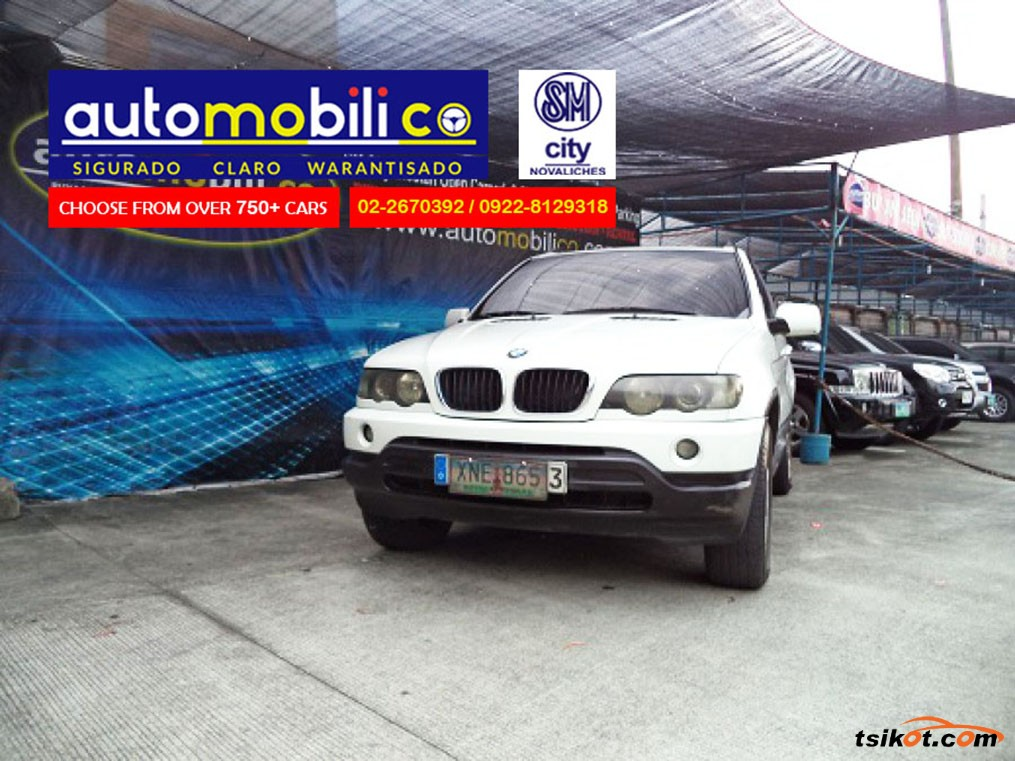 Bmw X5 2004 Car For Sale Metro Manila