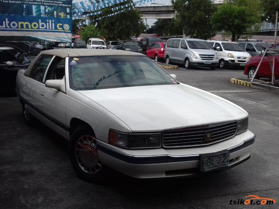 Cadillac Deville 1993 - 4