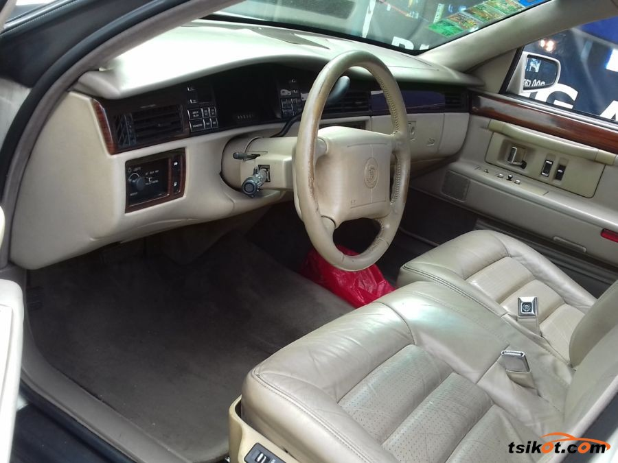 Cadillac Deville 1993 - 5
