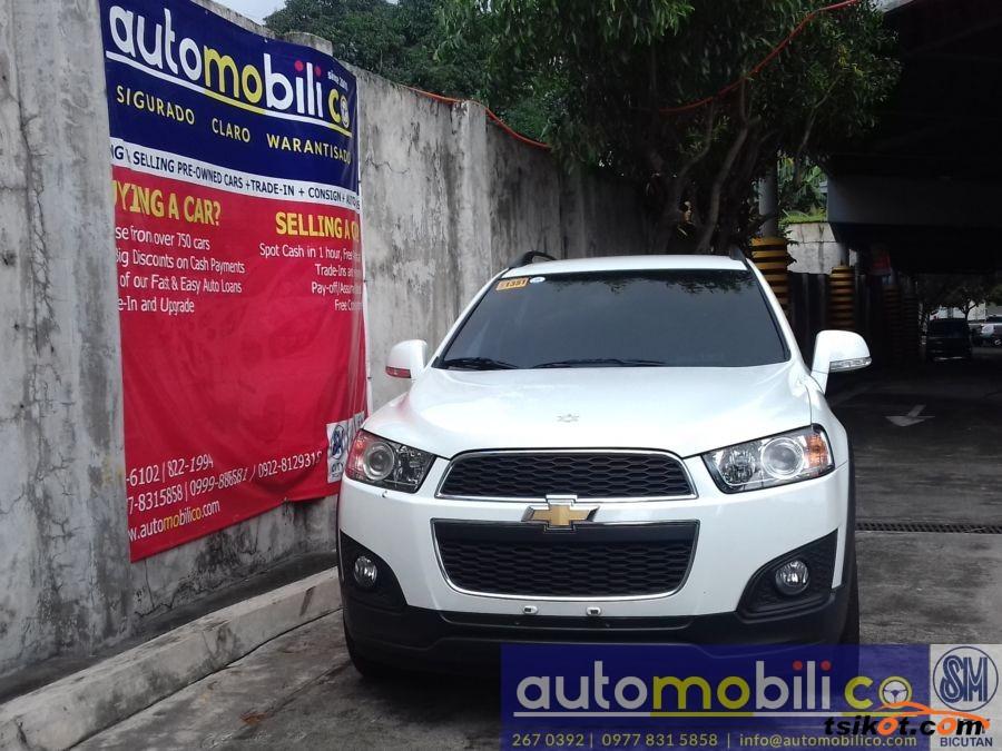 Chevrolet Captiva 2016 - 1