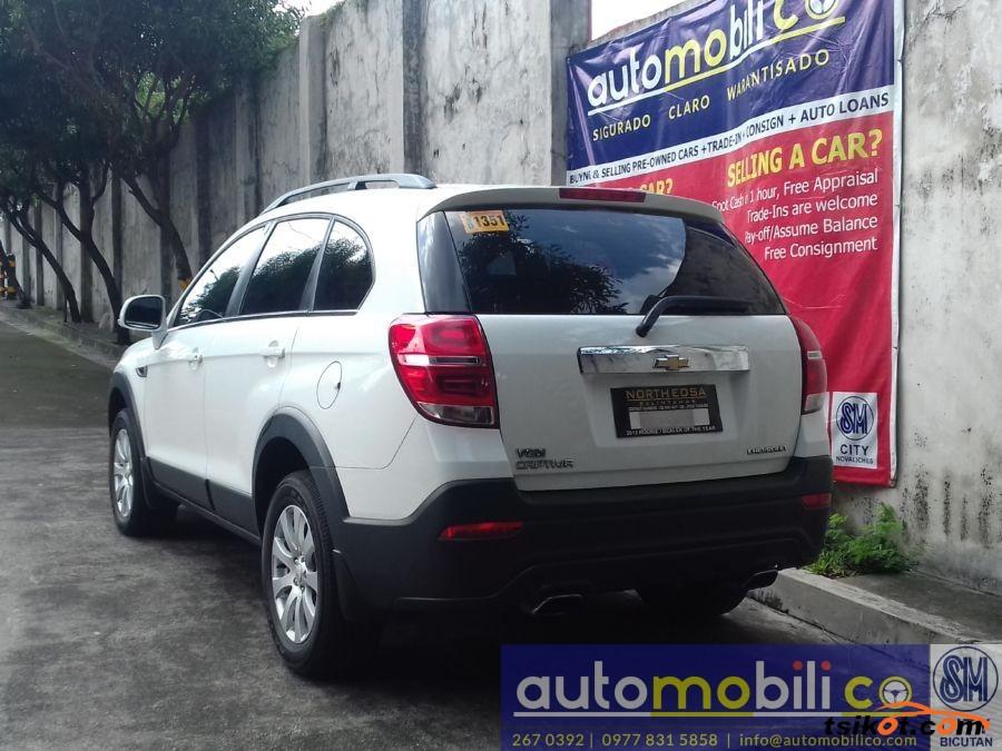 Chevrolet Captiva 2016 - 3