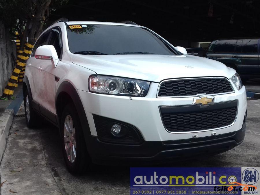 Chevrolet Captiva 2016 - 4