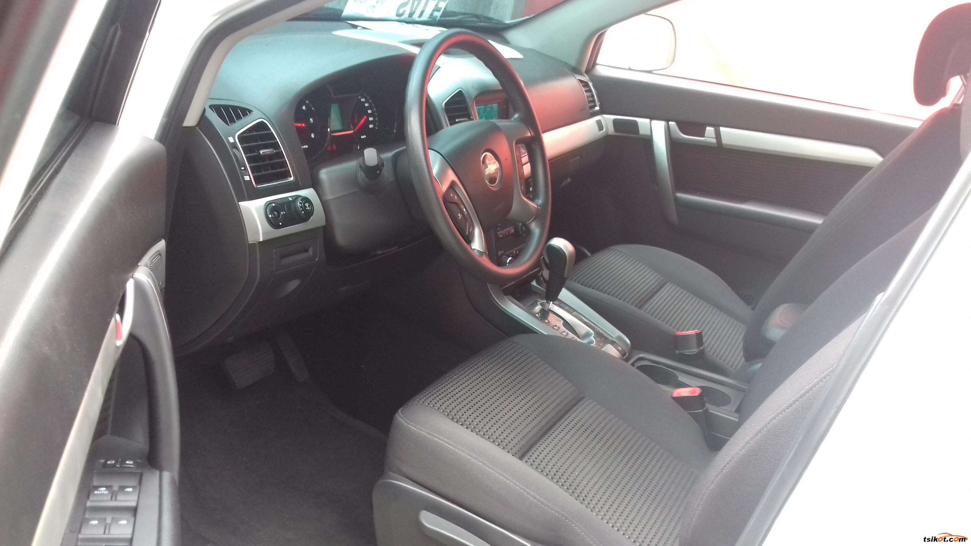 Chevrolet Captiva 2016 - 5