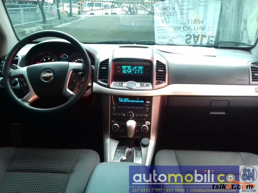 Chevrolet Captiva 2016 - 6