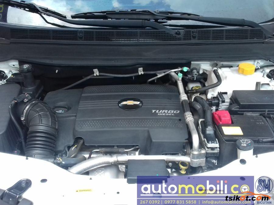 Chevrolet Captiva 2016 - 7