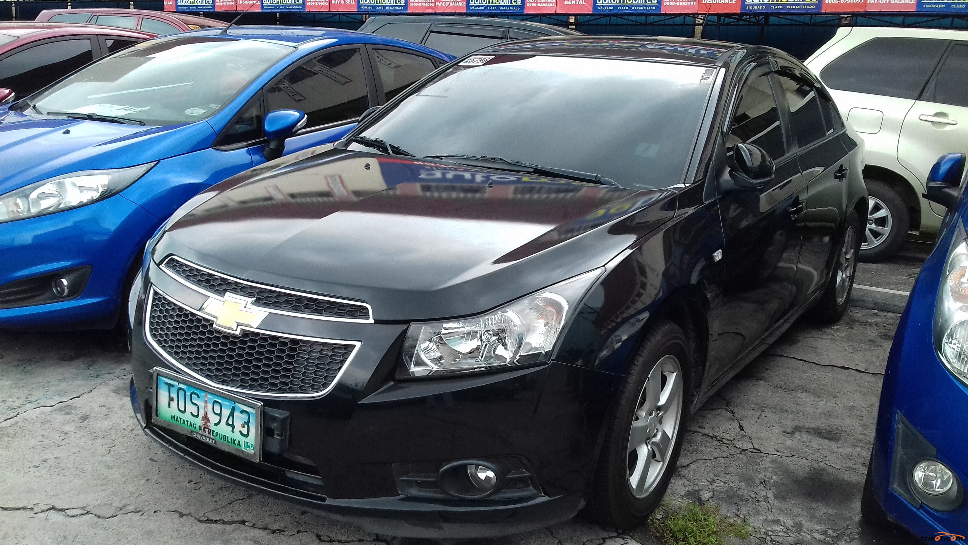 chevrolet cruze 2012 car for sale metro manila. Black Bedroom Furniture Sets. Home Design Ideas
